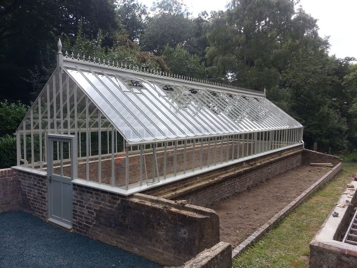 By VictorianGreenhouses.com.....We offer a complete design & build package throughout Europe.