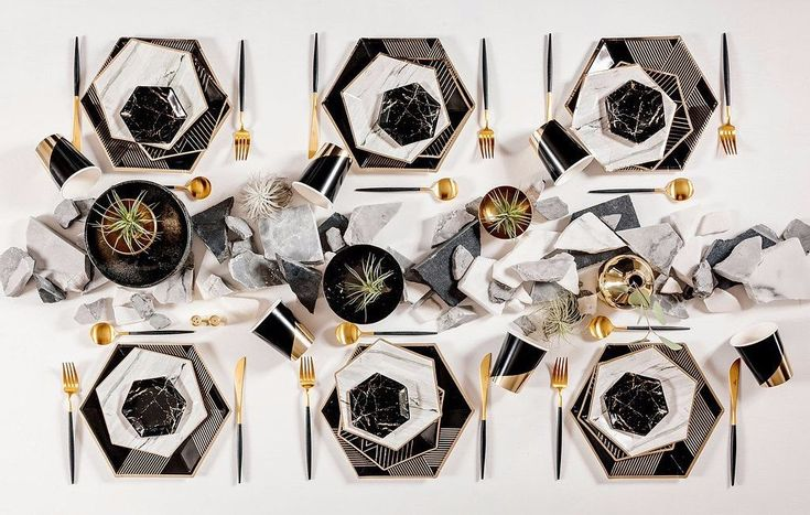 Noir – Black Colorblock Paper Cup – Products