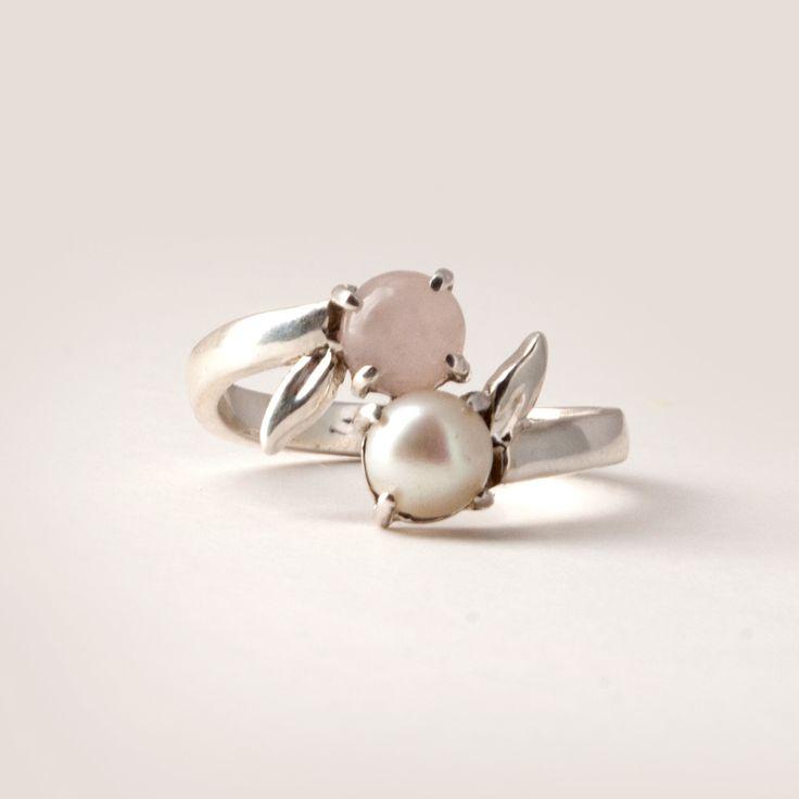 You & Me Blossom Ring