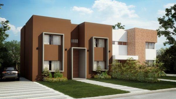 Pintura para exteriores buscar con google fachadas - Vallas exteriores para casas ...