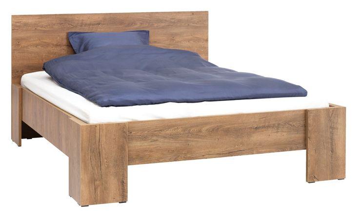 Bedframe VEDDE 160x200cm wild eiken | JYSK