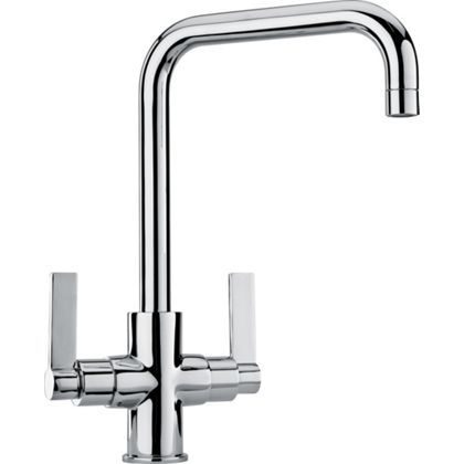Arena Lever Monobloc Kitchen Tap- Single Hole - Chrome Finish at Homebase -- Be inspired and make your house a home. Buy now.