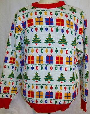 Mens Christmas jumper