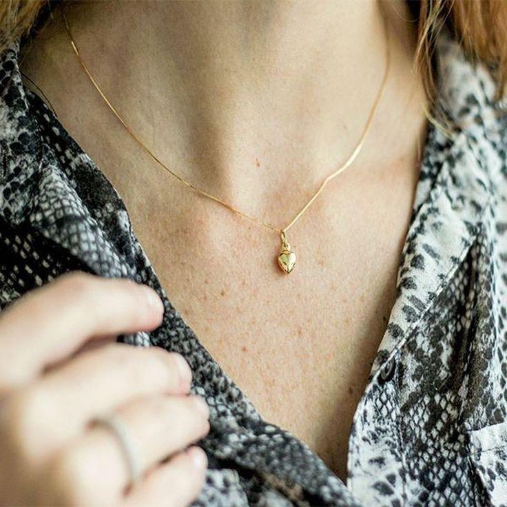 Conjunto Gargantilha Ouro Coração Maciço - Safira