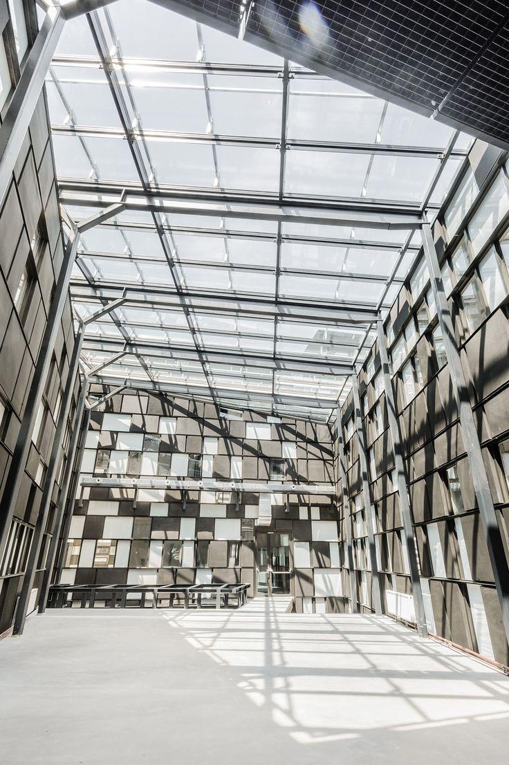 Галерея Wirtschaftspark Breitensee / голодеке архитекторов - 7