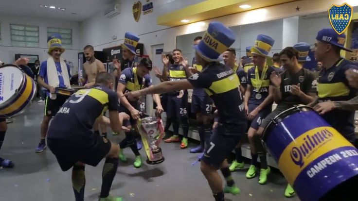 La intimidad de Boca campeón