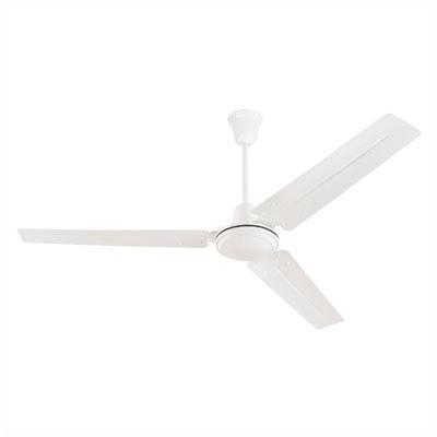 lighting 56 3 blade industrial ceiling fan wayfair - Industrial Ceiling Fans