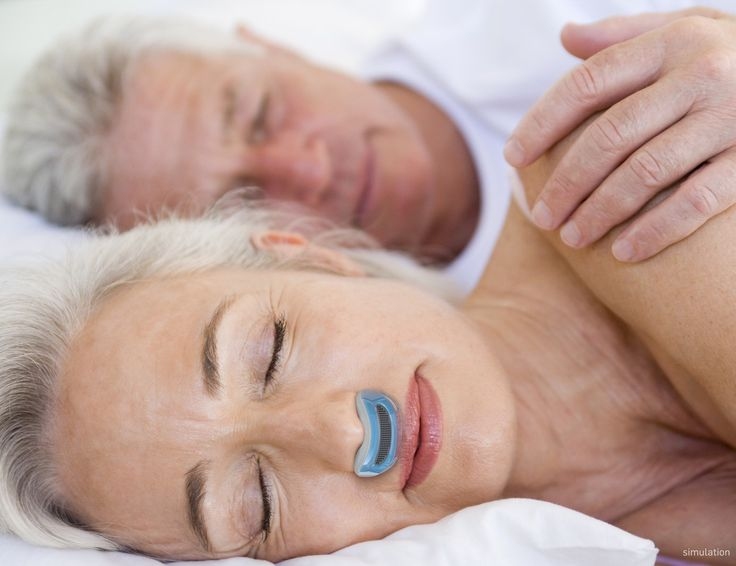 Airing  Fight #sleepapnea with this first hoseless, maskless, cordless, micro #CPAP device!