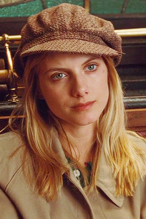 Melanie Laurent is a Basterd...for looking so great all the time.