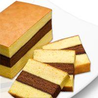 Spikoe/Lapis Surabaya. 3/2 Layer moist cake from Surabaya, East Java.