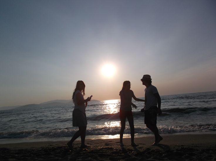 davutlar söke sahil