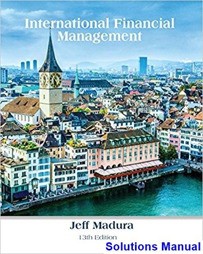 25 best solutions manual download images on pinterest calculus solutions manual for international financial management 13th edition by madura ibsn 9781337099738 fandeluxe Gallery