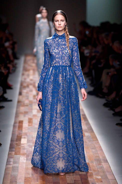 Valentino Fall 2013 #runway #fashionweek