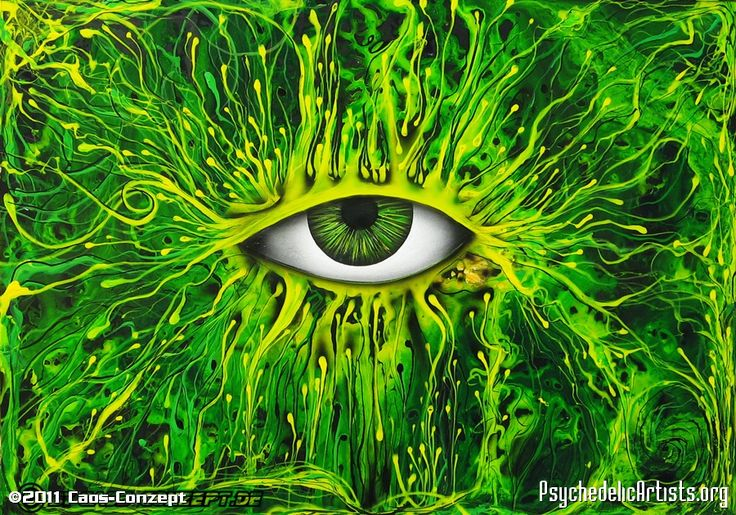 God Animation Wallpaper Psychedelic 3d Art Psychedelic Paintingliquid Eye 2011