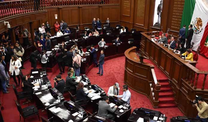 REFORMAN DIPUTADOS CÓDIGO DE JUSTICIA ADMINISTRATIVA PARA FORTALECER LUCHA ANTICORRUPCIÓN