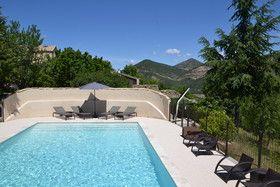 Gîte de charme avec piscine - Haute Provence Vieil Aiglun