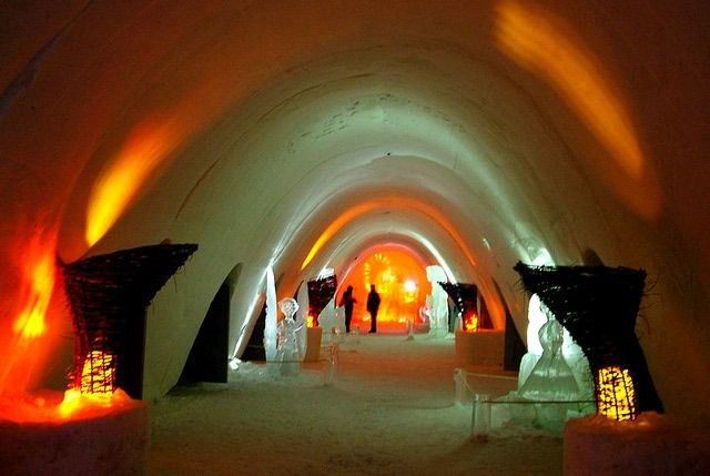 Would You Stay in an Ice Hotel?