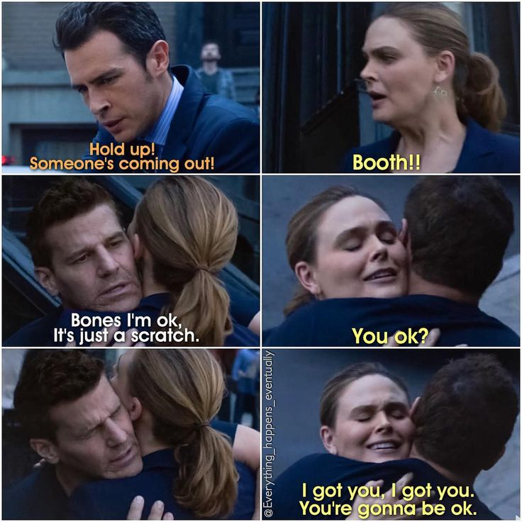 does bones hook up with booth Temperance bones brennan is a forensic (due in large part to a defense booth indirectly came up booth lifts her off the hook she was hung on by.