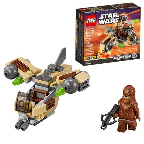LEGO Star Wars 75129 Wookiee Gunship - LEGO - Star Wars - Construction Toys at Entertainment Earth