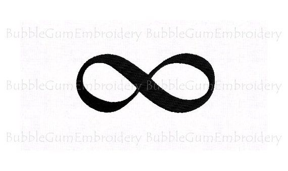 Infinity Symbol Embroidery Design Instant Download Etsy In 2021 Embroidery Designs Symbols Digitized Embroidery Designs