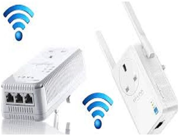 Configuration of TP-link Wi-Fi devices is possible for