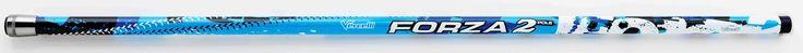 Caña de pescar FORZA 2 de Vercelli está fabricada con Power Flex Carbon, esta caña de pesca coup tiene una gran potencia un perfecto equilibrio y mucha fiabilidad.