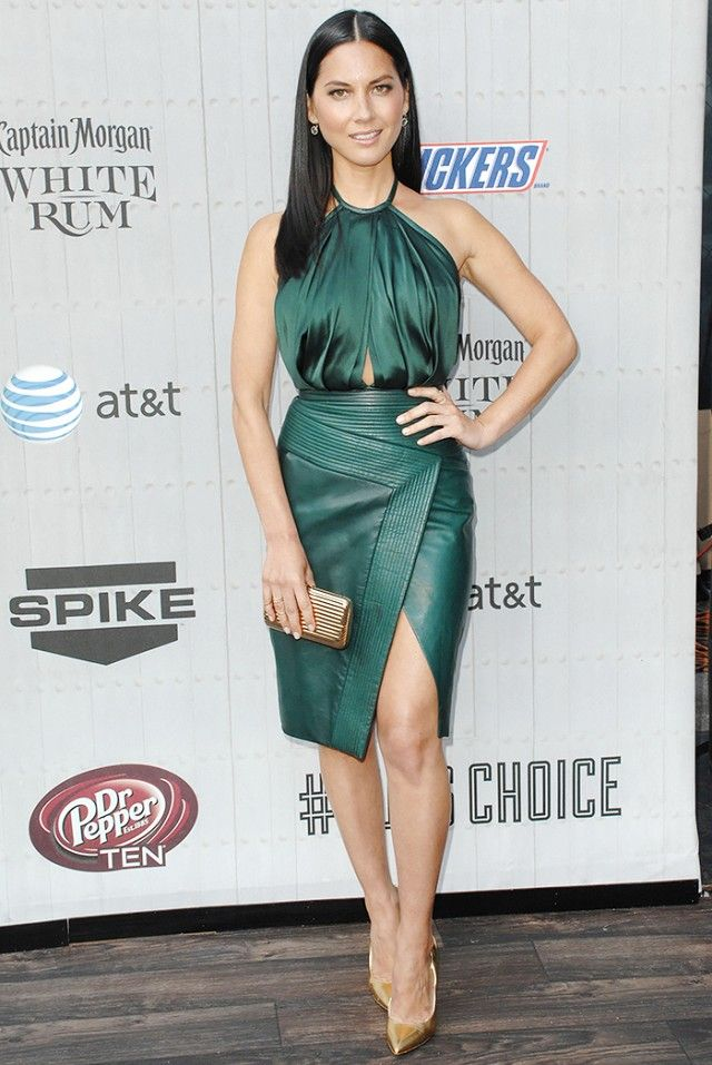 @Alexandra M What Wear - The 6 Sexiest Looks From The Spike Guys' Choice Awards
