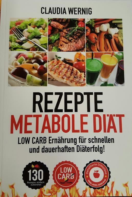 Rezepte Metabole Diät, Neuauflage 2015, nur CHF 24.70