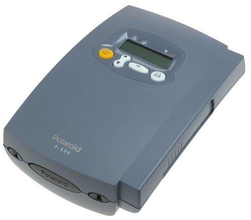 Polaroid P-500ir P-500 NEW Portable Digital Photo Printer Infrared NO PC! NIB #Polaroid
