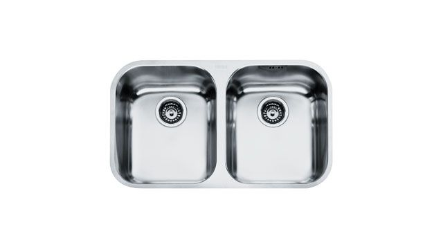Franke Kitchen Sinks Zurich ZRX 120B Stainless Steel - Italtile