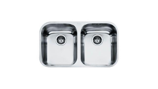 Franke Kitchen Sinks Zurich ZRX 120B Stainless Steel - Italtile