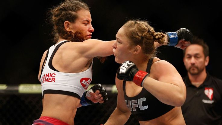 Miesha Tate wants Ronda Rousey trilogy but doesn't know if she's ever coming back   FOX Sports