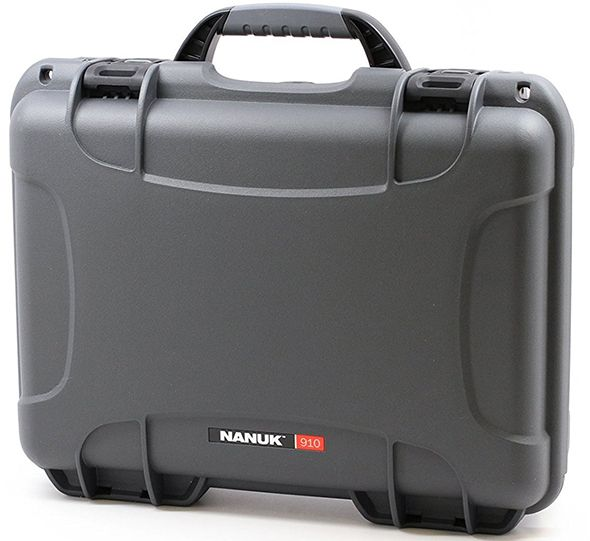 Nanuk cases look to be competitive Pelican-like equipment cases for protecting your sensitive gear.