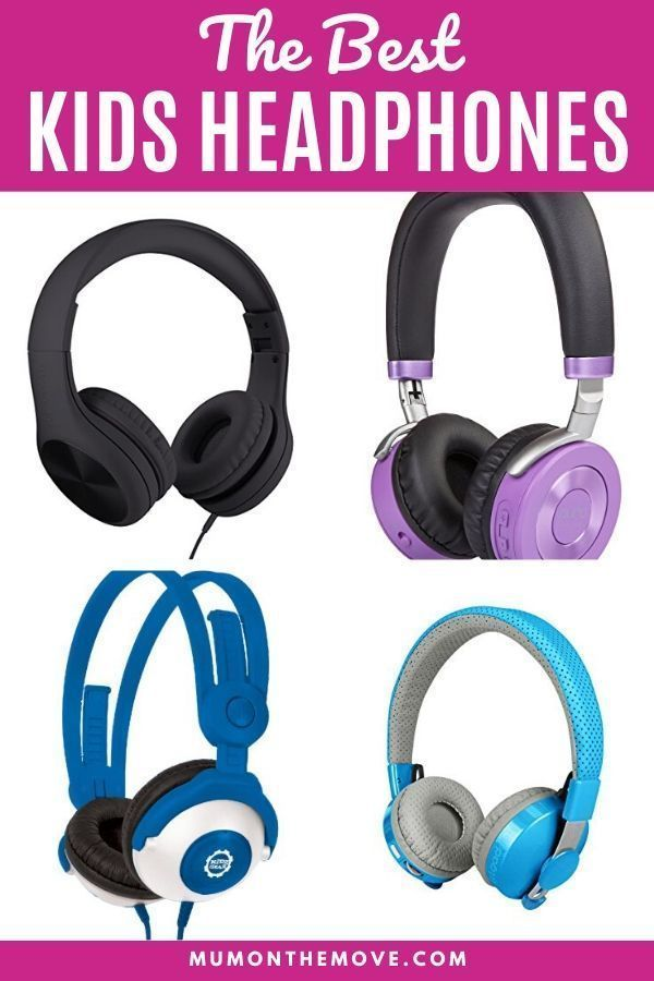The Best Headphones For Toddlers And Kids Best Headphones Family Travel Blog Traveling By Yourself