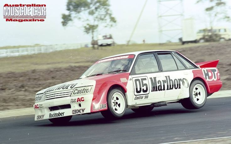 HDT Peter Brock Group C VK Commodore 1984
