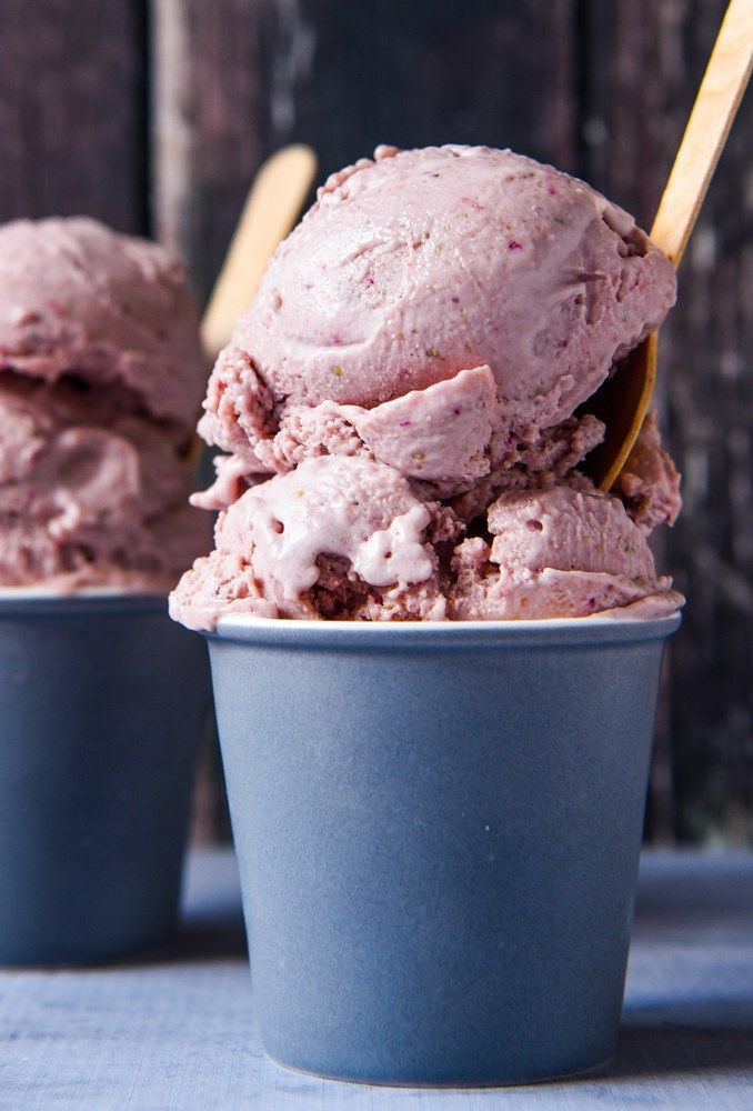 Strawberry Ice Cream with Thermomix Instructions