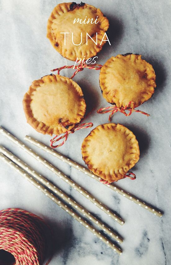 Mini Tuna Spanish Pies by gourmet project