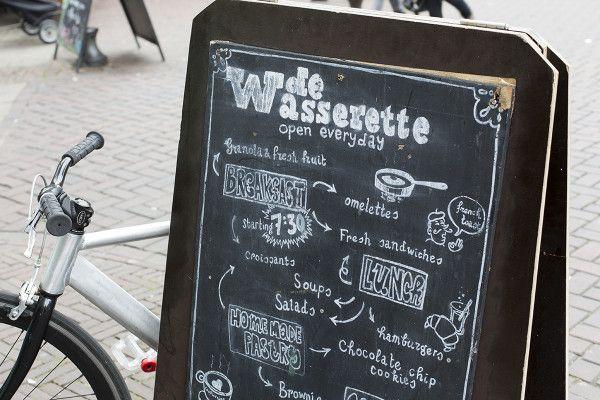 De Wasserette - Amsterdam De Pijp - hotspot
