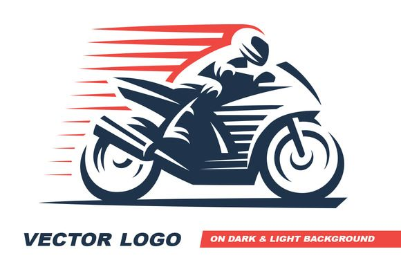 #Sport #Motorcycle #logo by SODESIGN on @creativemarket