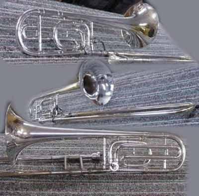 Bach Trombone; Bass WAAAAANNNNNTTTT!