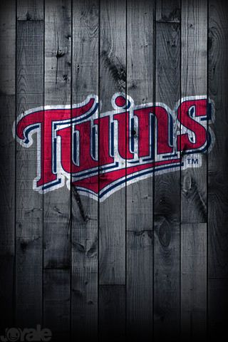 Minnesota Twins... baseball.  can't wait for the season to start again.