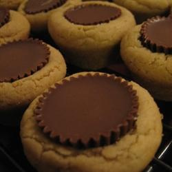 Peanut butter cup cookies: Recipe, Check, Yummy Food, Thought, Cooking, Peanut Butter Cups, Dessert