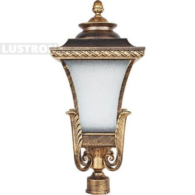 Ландшафтное освещение. Наземный фонарь уличный Memphis A3161FN-1BN. Наземные фонари – главный инструмент для создания качественного наружного освещения. Эти мощные, практичные источники света просто незаменимы, когда нужно качественно осветить участок больших размеров. Наземный фонарь Memphis A3161FN-1BN – прекрасный выбор для тех, кто ищет функциональный и надежный уличный светильник.
