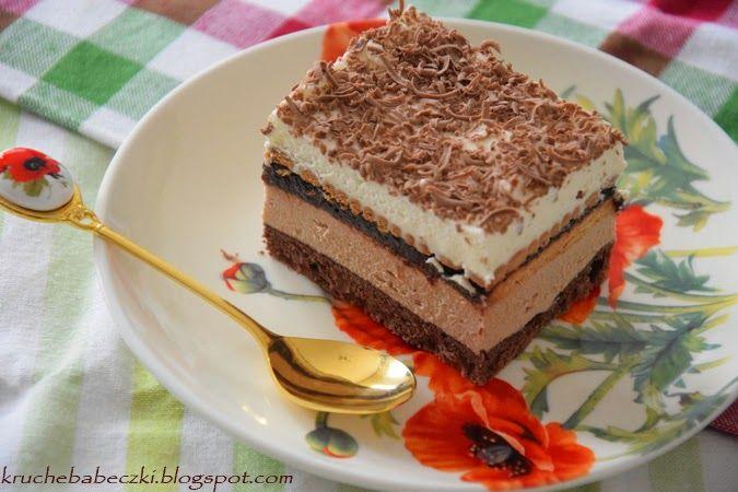 kruche babeczki: Ciasto Kubanka :)