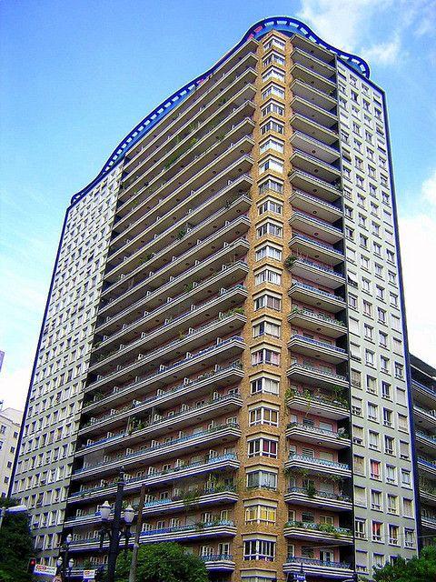 Edifício Planalto (1956) / Artacho Jurado