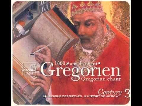 ▶ Century 3 -1000 ans de chant Gregorien - La musique ancienne. De l'Antiquité à la Renaissance - YouTube