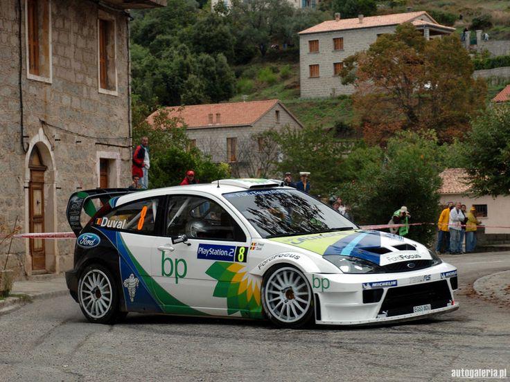 Tour-de-Corse-2004-Duval-Ford-Focus-RS-. Street RacingRoad RacingAuto ... & 90 best Rally images on Pinterest   Rally car Car and Race cars markmcfarlin.com