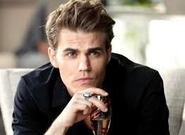#VampireDiaries #StefanSalvatore #PaulWesley #Cute #Babe #Love #PerfectHair #EvilButSexyEyes #GreenEyes