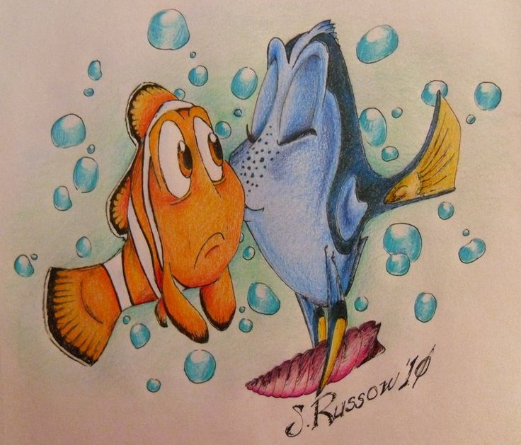 nemo and marlin relationship goals