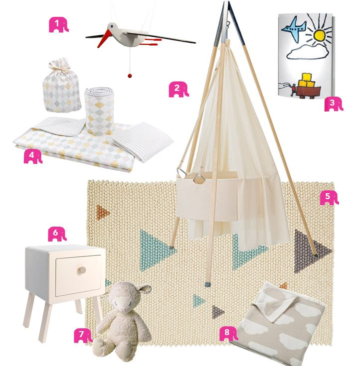 Blog - Little Interiors - Top 5 tips for Planning a Nursery and Children's Room | Littleville.com.au